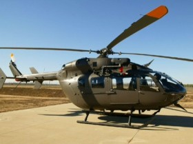 Light utility helicopter