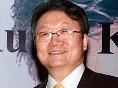 Joongyu Lee., South Korean ambassador