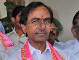 K Chandrasekhar Rao, Telangana Chief Minister
