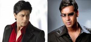 SRK-Ajay Devgn