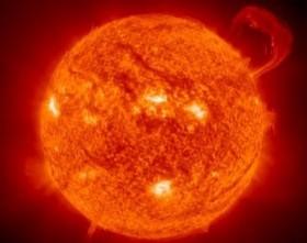 Sun birth