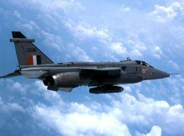 File pic of a Jaguar ( source: IAF)