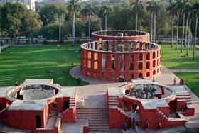 File pic of Jantar Mantar, New Delhi