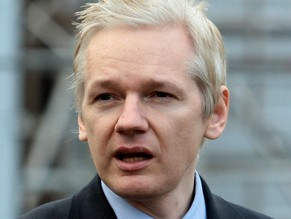 Julain Assange