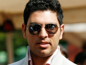 Yuvraj Singh ( source-celebrityhairstylez.com)