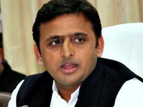 Akhilesh Yadav. UP CM