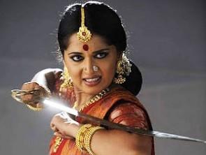 Aunshka in Rudrama Devi