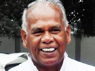 Bihar CM Jitan Ram Manjhi