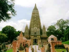Bodh Gaya ( pic courtesy- Archaeological Survey of India)