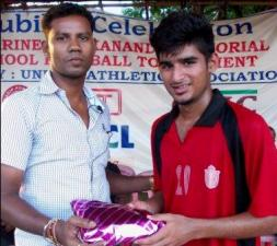 Dhyanendra Bhanjadeo: Man of the Match