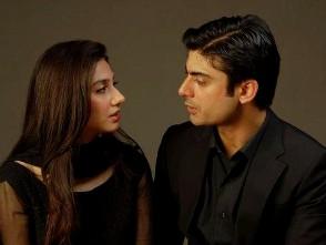 Fawad in TV serial Humsafar