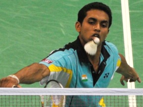 HS Prannoy ( sourced from Getty Image)