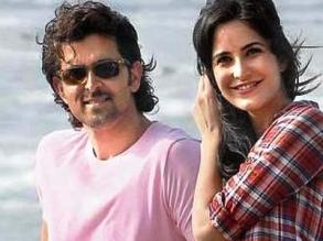 Hrithik-Katrina in 'Bang Bang'