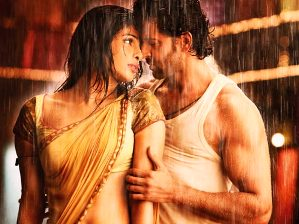 Hrithik priyanks in rain song