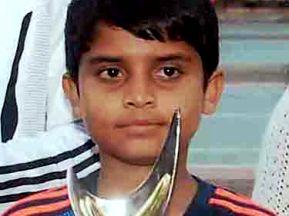 Mahesh Mohapatra, The Rising Tennis Star