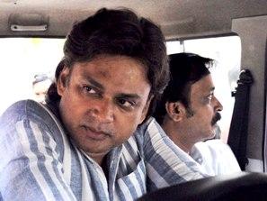 Manoj Dash(L) and Madhu Mohanty (R)