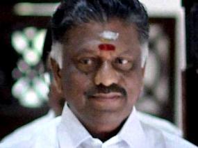 O. Pannneerselvam, Tamil Nadu CM