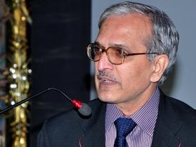 Prof Dr Ashok Mohapatra, Director, AIIMS, Bhubaneswar