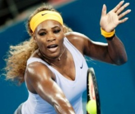 Serena Williams ( IANS pic)
