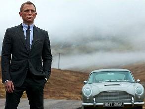 Last James Bond film 'Skyfall'