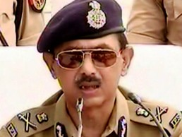Uttar Pradesh DGP Anand Lal Banerjee