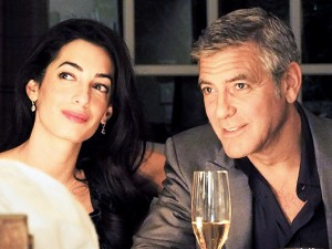 Clooney & Alamuddin