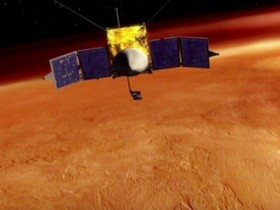 MAVEN ( source- NASA)
