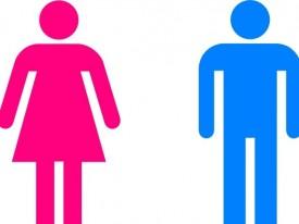 Male Female man woman