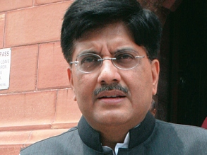 Piyush Goyal, Union minister for Coal & Power