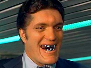 Richard Kiel in a Bond film