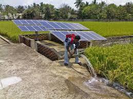 solar hand pumps