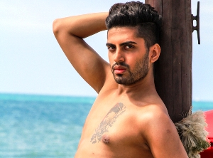 Sushant Divgikar, Mr Gay India 2014