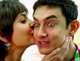 Aamir, Anushka in PK
