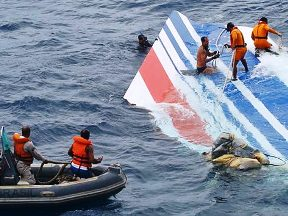 Air France flight crash  in 2009