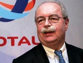 Christophe de Margerie,CEO Total