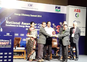 CII Energy Management Award