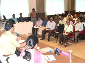CP interacting with representatives of non-banking financial organisations (3)
