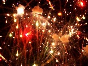 Fireworks Ravan Podi