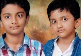 Murdered sons of deceased ICFAI professor