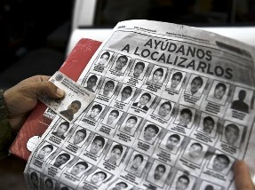 Missing Mexican Students