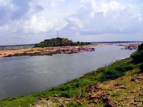 River Krishna