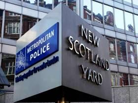Scotland Yard London Police