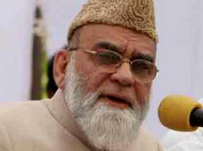 Syed Ahmed Bukhari,Shahi Imam of Jama Masjid,