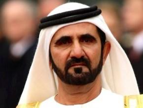 Dubai Ruler Sheikh Mohammed bin Rashid Al Maktoum