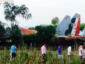 Sukhoi crah near Oune
