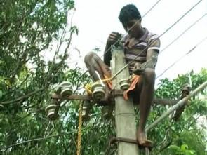 Hudhud narayanpatna power