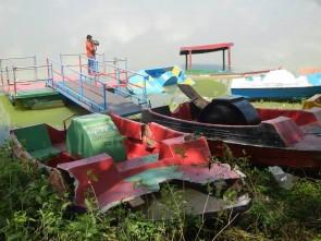 Boating club Satiguda Malkangiri Tribal tourism