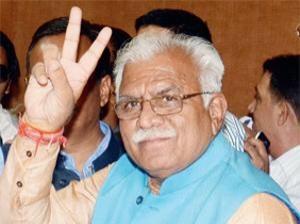 ML Khattar, CM, Haryana