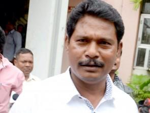 Former BJD MLA from Keonjhar Subarna Nayak