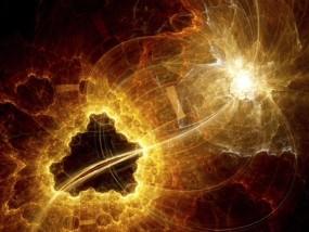 exploding stellar fireball